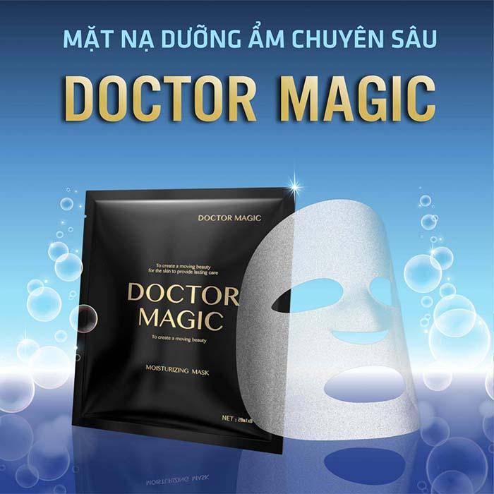 Mặt nạ dưỡng ẩm chuyên sâu Doctor Magic