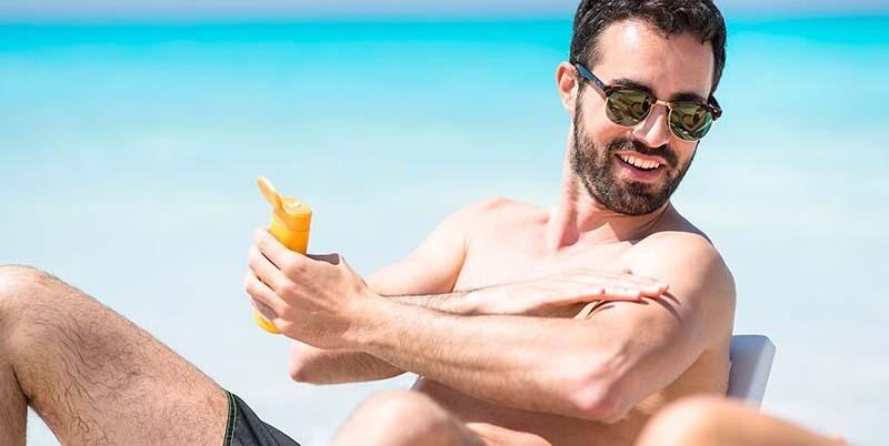 Kem chống nắng dùng cho nam