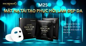 M25 Mặt nạ tái tạo phục hồi làm đẹp da doctor magic