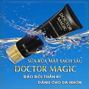 Sữa rửa mặt Doctor Magic